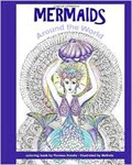 Mermaids Around the World coloring book